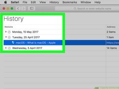 History (web browser)