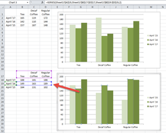 Data series (Excel)