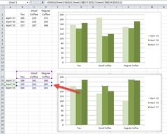 Datareeks (Excel)