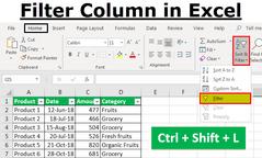 Filter (Excel)