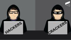 Hackers en crackers
