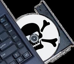 Roof van programme (Software piracy)