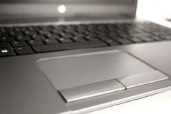 Raakblad (Touchpad)