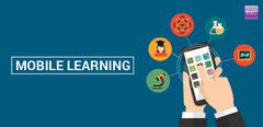 Mobile or m - learning