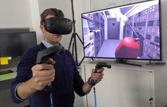 Virtual Reality / VR (Virtuele werklikheid)