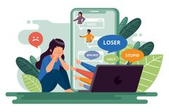 Kuber-afknouery (Cyber-bullying)
