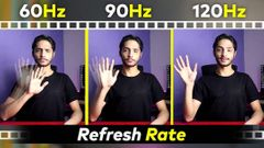 Refresh rate