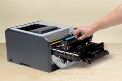 Laserdrukker