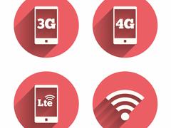 3G / 4G (LTE)