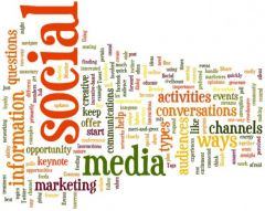 the people who select or create material that a mass media firm produces, distributes, or exhibits
