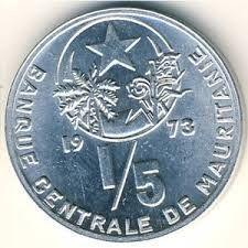 Money of Mauritania