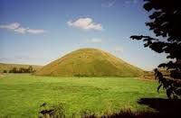 A small hill
