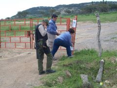 Coadyuvancia en la vigilancia de Recursos Naturales en el Estado de Aguascaslientes.