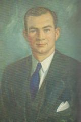 This man was elected to the U.S.Senate in 1944 and served until 1974, thirty years.   Who was he?  (Give full name)