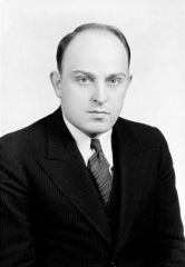 This man helped bring electrification into the rural areas of Arkansas by working with the New Deal agency, REA.  He was?  (Give full name)