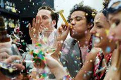 la fiesta sorpresa