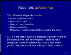 answer: serum IGF-1