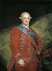 Rey español a comienzos del siglo XIX.