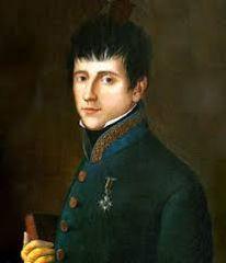 Protagonista del pronunciamiento que da comienzo al Trienio Liberal (1820-1823).