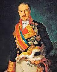 Líder del partido Unión Liberal, que gobernó en España en el periodo previo a la revolución de 1868