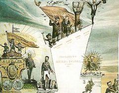 Nombre de la revolución española de 1868 que supuso el exilio de Isabel II