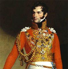 Candidatos a suceder a Carlos II en trono español.