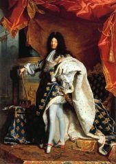 Leopoldo I y Luis XIV.