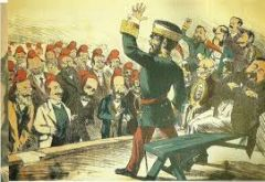 Etapa  de la historia de España posterior a la revolución de 1868
