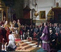 Institución que ejerció en poder en nombre de los españoles a comienzos de la Guerra de la Independencia.
