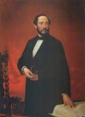 Jefe del Gobierno, principal valedor de Amadeo de Saboya, asesinado.