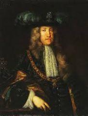 Países que apoyaban a Carlos de Habsburgo en la Guerra de Sucesión.