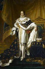Beneficiario del trono español con las abdicaciones de Bayona