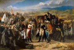 Derrota de los franceses contra el ejercito español en 1808 en la Guerra de Independencia