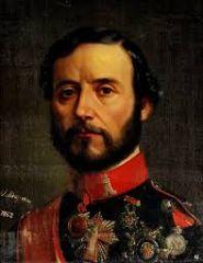 Jefe del gobierno, principal valedor de Amadeo de Saboya, asesinado
