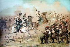 Guerras que estallaron durante el reinado de de Amadeo de Saboya