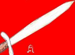 navaja (sequía) espada