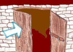 puerta (apertura) portón