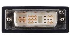 DVI-A cables carry a high-quality analog signal