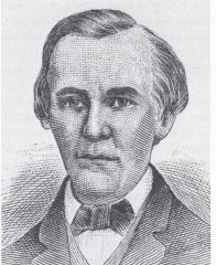 The second governor of Arkansas and resigned U.S. congressman shown in the picture was killed in battle at Buena Vista in February 1847. He was?