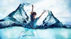 FLOTAR  Movimiento: suave, indirecto, lento, libre