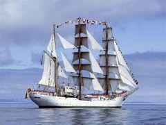 ¿Cómo se denomina el transporte por barco?