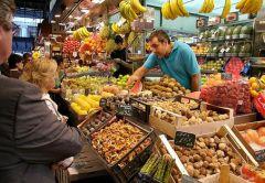¿Cómo se llama el comercio entre el comerciante y el consumidor?