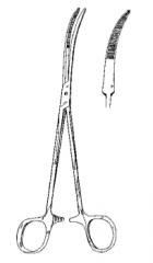 Tonsil Clamp