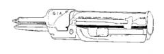 GIA (GastroIntestinal Anastomosis) stapler