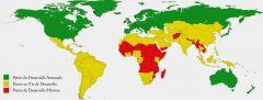 ¿Cuáles son los países más desarrollados?