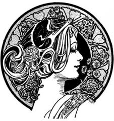 Key style elements of Art Nouveau