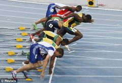 30 metre (50m) sprint