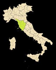 Floreció en el norte de Italia en la región de Toscana, en el siglo XIV