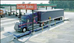 Capacity vs. # of Decimal Places   Maximum capacity 34,000 pounds This truck weighs 10,050 pounds No decimal places
