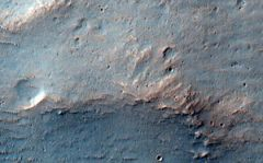 HiRISE photo: Hesperia Planum